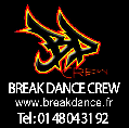 Logo Break Dance Crew