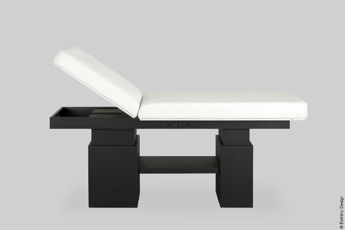 Esth tic design fabrication de meubles meublant pouzauges e pro - Table de massage prix ...